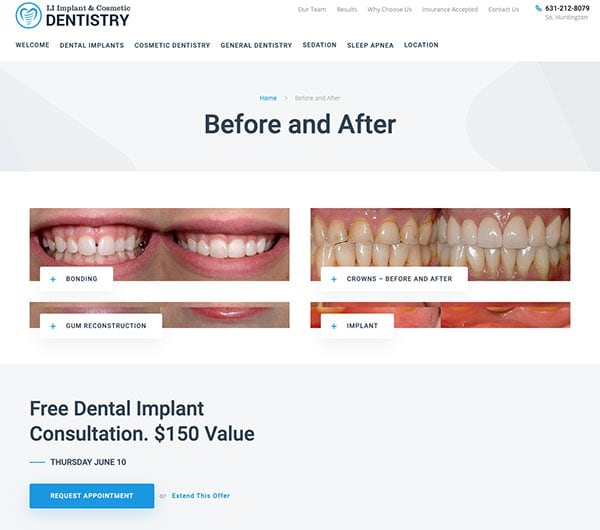 Long Island Implant and Cosmetic Dentistry