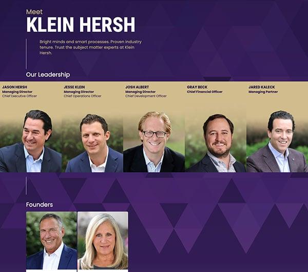 Klein Hersh Slide